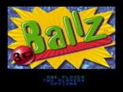 Ballz 3D on Snes Game