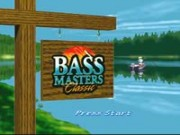 Bass Masters Classic on Snes