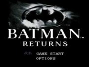 Batman Returns on Snes