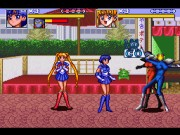 Bishoujo Senshi Sailor Moon R on Snes game