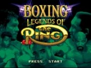 Boxing Legends of the Ring on Snes
