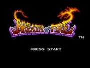 Breath of Fire on Snes