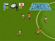 Champions World Class Soccer on Snes