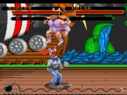 Clay Fighter on Snes