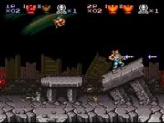 Jogo Contra III – The Alien Wars – Super Nintendo (SNES) Game Online Gratis