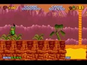 Daffy Duck - The Marvin Missions on Snes Game