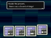 Earthbound - Sword of Kings