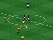 FIFA Soccer 96 on Snes