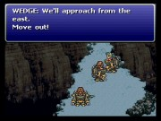 Final Fantasy 3 to FF6 Game