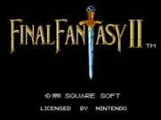 Final Fantasy II Game