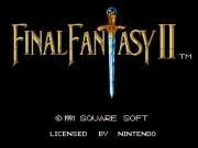 Final Fantasy II - Playable Golbez Edition game