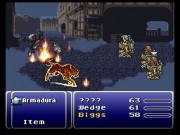 Final Fantasy III - Retrans game