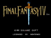 Final Fantasy IV - Project II Game