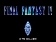Final Fantasy IV - Terra Celes Game