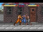 Final Fight Guy Game