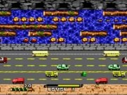 Frogger on Snes