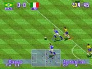 International Superstar Soccer Deluxe on Snes