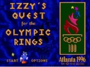 Izzys Quest for the Olympic Rings