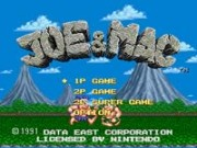 Joe & Mac on Snes – Super Nintendo (SNES)
