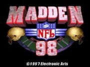 Madden NFL 98 on Snes