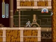 Mega Man X – Super Nintendo (SNES) Game
