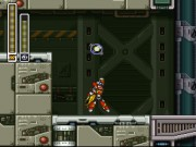 Megaman X3 (Zero Playable) game
