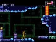 Metroid Super Zero Mission - Hard Edition game