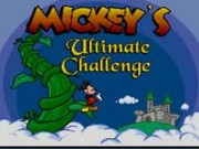 Mickeys Ultimate Challenge