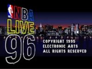 NBA Live 96 on Snes