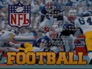 NFL Football on Snes