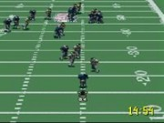 NFL Quarterback Club 96 on Snes