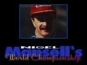 Nigel Mansells World Championship Racing