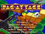 Pac-Attack on Snes