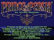 Prince of Persia on Snes