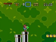 Retro Mario World Super Mario Bros