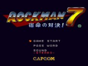 Rockman 7 (english translation)