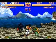 Samurai Shodown on Snes