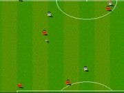 Sensible Soccer on Snes