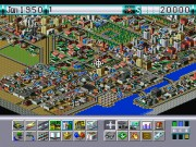 SimCity 2000 on Snes