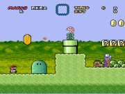 SMW Mushroom Kingdom Meltdown 2 game