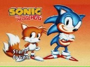 Sonic the Hedgehog on Snes