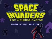 Space Invaders on Snes