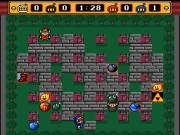 Super Bomberman 2 - Go For Pro Editon