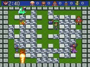 Super Bomberman 5 - Caravan Event Ban