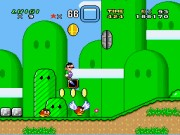 Super Luigi World - Luigis Quest game