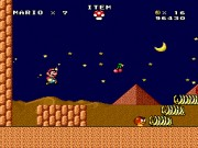 Super Mario Bros 2 - Dream Courses game