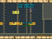 Super Mario Bros. - The Castle game