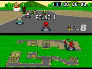 Super Mario Kart - Crazy Tracks
