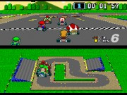 Super Mario Kart Alternate Tracks