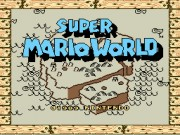 Super Mario World (Beta) game